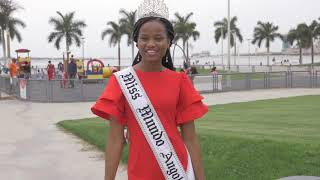 Nelma Ferreira Miss World Angola 2018 Introduction Video