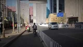 preview picture of video 'On the way to the office / Beijing - China'