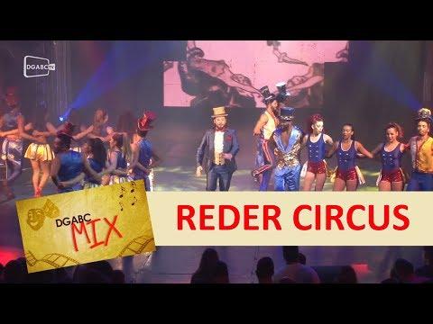 Reder Circus é atração imperdível em Santo André