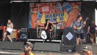 Chunk! No, Captain Chunk! - Taking Chances Live (Warped Tour 2016)