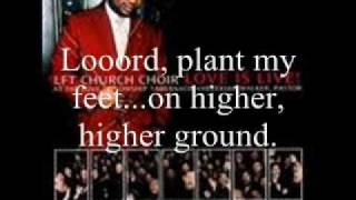 """Video thumbnail of """"Lord Lift Me Up by Bishop Hezekiah Walker and the LFT Church Choir featuring Elder Kervy Brown"""""""