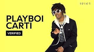 "Playboi Carti ""EARFQUAKE"" Official Lyrics & Meaning | Verified"