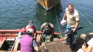 preview picture of video 'RAMA DE PESCA EN TALTAL'