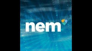 Полная информация для инвестора - монета NEM