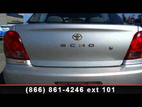 2001 Toyota Echo - Ricks Deals on Wheels - Surrey, BC V3V 3