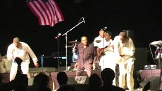 LIVE!  HAROLD MELVIN'S BLUE NOTES  'DON'T LEAVE ME THIS WAY'