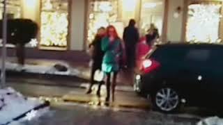 Поход в магдональс ,после кинотеатра!!!Минск