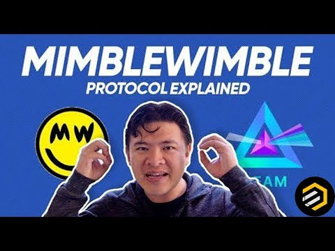 MimbleWimble Explained: Privacy is a MUST