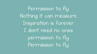 Jordan Pruitt- Permission to fly lyrics
