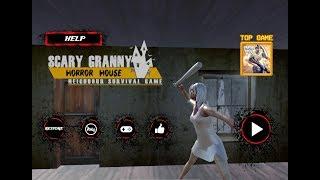 Scary granny horror house - Gameplay (ios, ipad) (ENG)