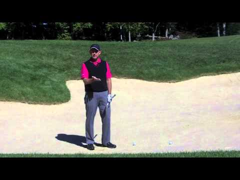 Golf Lessons – How to Play a Bunker Shot