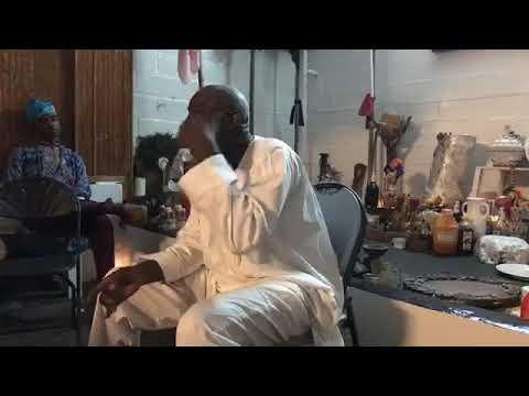 Iyami Talk in New York City