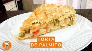 #51 - Como Fazer Torta de Palmito
