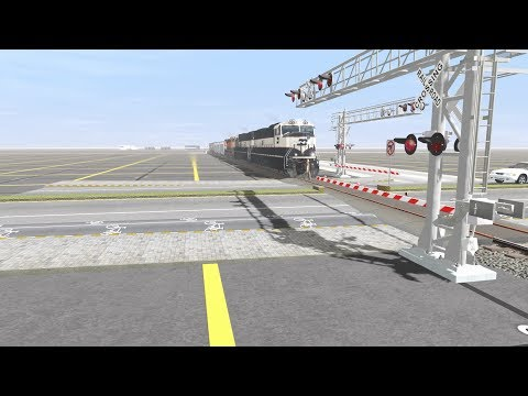 Trainz Railfanning Pt 205: Shinkansen, Amtrak, NJ Transit, Tramway