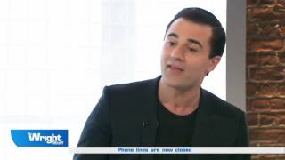 Darius Campbell talks about the stage musical Funny Girl UK Tour