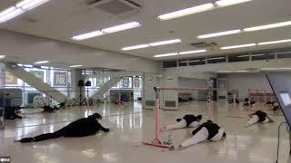 【アーカイブ】4/18バレエ8分ストレッチのサムネイル