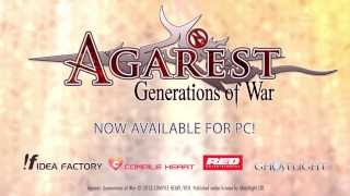 Clip of Agarest: Generations Of War Collection's Edition