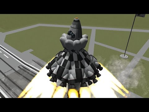 Using a Poor Understanding of Physics to play Kerbal Space Program