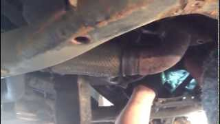 preview picture of video 'Clutch Plate Hydraulic Cylinder Repairs - Motor Car Mechanics Garage Hamilton'
