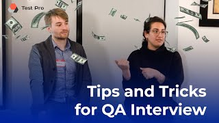 QA Interview Tips and Tricks