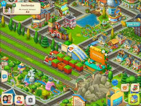 TOWNSHIP Level 57 GAMEPLAY #8