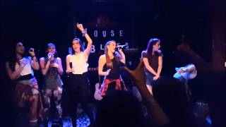 "Cimorelli - ""I Got You"" live in San Diego (09/27/2015)"