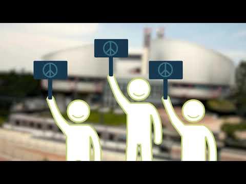 Liberté de réunion - Campagne du 70e anniversaire de la CEDH
