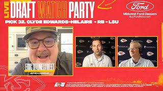 NFL Draft Recap Show | Chiefs Watch Party
