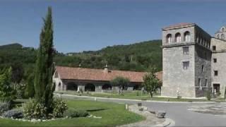 preview picture of video 'Hotel Monasterio de Boltaña'