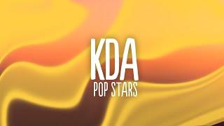 K/DA - POP/STARS (Lyrics) ft. Madison Beer, (G)I-DLE, Jaira Burns | Music Video - League of Legends