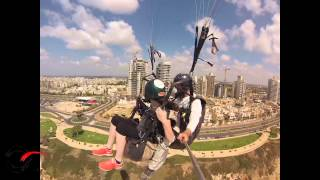 ZenSky Tammy klomer flying in Netanya