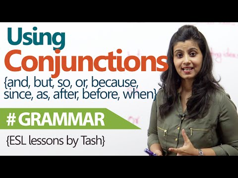 Using Conjunctions Correctly in Sentences