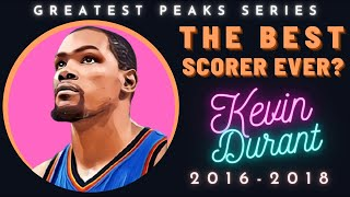 How good was Kevin Durant at his best? | Greatest Peaks Ep. 14