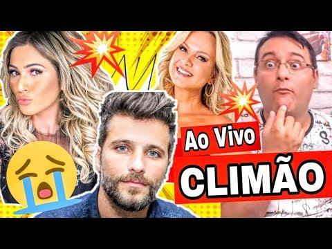 🔥 Marido de Lívia Andrade é REVELADO? + ELIANA sofre RETALIAÇÃO + CLIMÃO entre Bruno e Marina