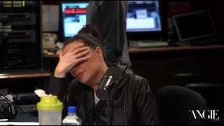 Angie Martinez & Iggy Azalea Get Pranked for April Fools Day