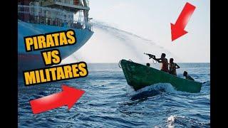 5 ATAQUES DE PIRATAS SOMALIES QUE TERMINARON MAL