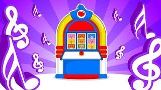 Presiona el Botón de Canciones de Plim Plim #03!   A Jugar