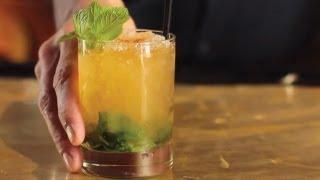 How To Make A Mint Julep Cocktail - Liquor.com