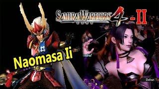 Naomasa Ii is Confirmed in SAMURAI WARRIORS 4-II!!! (SAMURAI WARRIORS 4 NO'S GAMEPLAY)