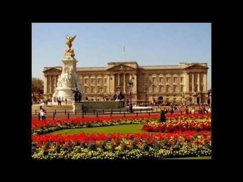 Достопримечательности лондона названиями английском