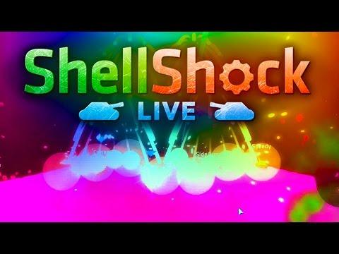 3D Bomb DISASTER! - Late Night ShellShock Live!
