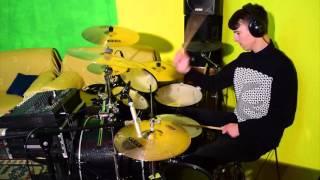 Toganc Osman - Beni Aska Inandir (Drums Cover)