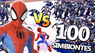 HOMEM-ARANHA VS 100 SIMBIONTES No Disney Infinity 3.0 Toy Box