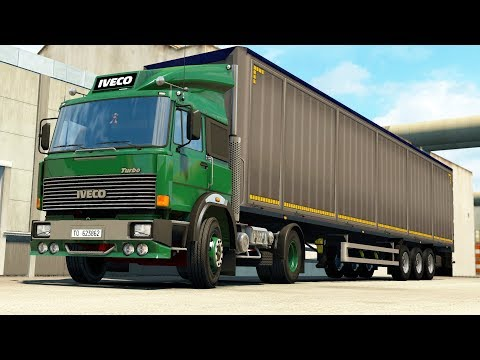 ETS2 1 30 ProMods 2 26 Iveco 190-38 Special Messina - Napoli