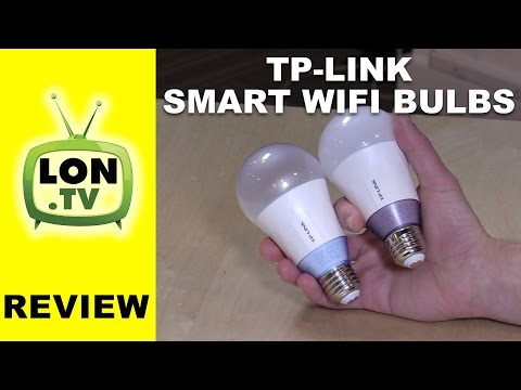 TP-Link Multicolor and White (tunable) Smart Wi-Fi Bulb Review – Alexa Enabled, No Hub Required