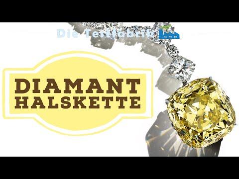 💎️ Die edelste Diamant Halskette (2019) – 🏆 Top 3 Diamant Halsketten für Frauen