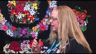 Australasian Quilt Conference, Interview with Merelyn Pearce