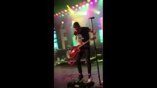 Fun. Concert - Live, Jack Antonoff Falls Off Stage!