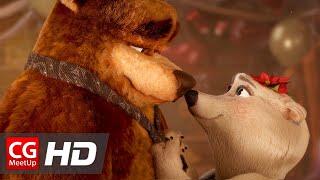 "CGI Animated Short Film: ""Bear With Me - Love Story"" by Rodrigo Chapoy | CGMeetup"