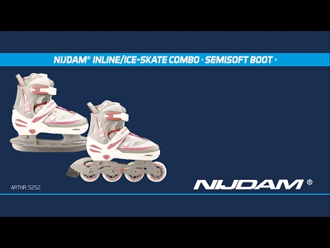 d185c3a1a2f 52SZ - Inline/Ice Skate Combo • Semisoft Boot • - Design, development and  trade of winning sports, outdoor and leisure goods